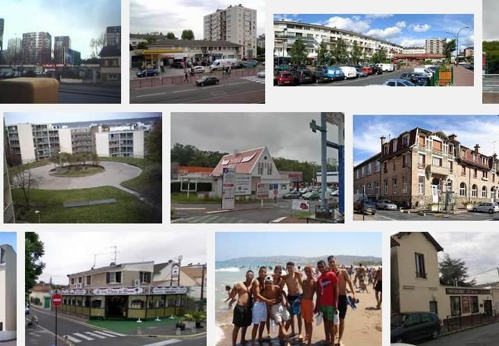 Région Franconville